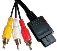 GameCube AV Cable