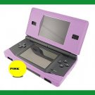 NDS : Nintendo DS Lite Silicone Case Skin Cover Pink - BRAND NEW