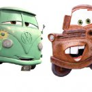 Disney Pixar Cars Mater & Fillmore Bundle 2 Packs  - Brand New
