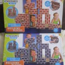 "Discovery Kids Building Blocks 2 Set Bundle ""Eco-Friendly Cardboard Blocks"" - OUT OF STOCK"