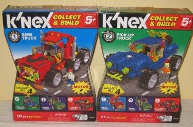 Knex Truck Series 2 Set Bundle - Brand New