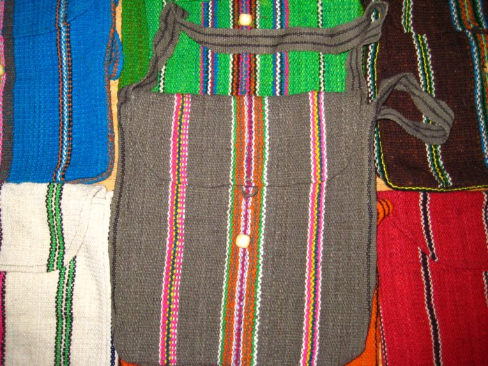 bag from Cuzco inca design