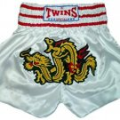 Twins Muay Thai boxing shorts dragon XL new TBS-64