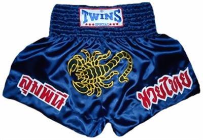Twins Muay Thai boxing shorts scorpion Large TBS-50
