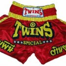 Twins Muay Thai boxing shorts logo new Medium TBS-100