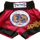 Twins Muay Thai boxing shorts Wld. Council Medium TBS91
