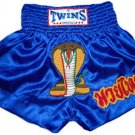 Twins Muay Thai boxing shorts cobra new Medium TBS-112