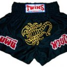 Twins Muay Thai boxing shorts scorpion Large TBS-51