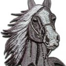 Horse colt bronco filly mustang pony stallion steed applique iron-on patch S-353