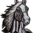 Horse colt bronco filly mustang pony stallion steed applique iron-on patch S-446
