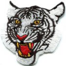 Bengal tiger cat puma jaguar lion cheetah animal applique iron-on patch Small S-321