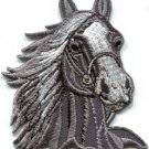Horse colt bronco filly mustang pony stallion steed applique iron-on patch S-394