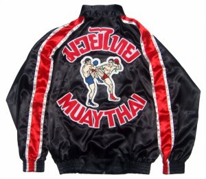 Twins Muay Thai boxing martial arts training jacket new w/tags Large (B) WE SHIP ANYWHERE FOR FREE!