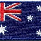 Flag of Australia Australian Aussie Oz down under applique iron-on patch S-788