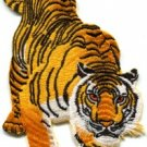 Tiger cat puma jaguar lion animal wildlife LARGE applique iron-on patch S-327