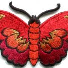 Butterfly insect boho hippie retro love peace applique iron-on patch new S-835