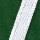 Number 7 numeral math counting seven school applique iron-on patch new S-942
