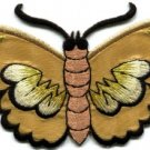 Butterfly insect boho hippie retro love peace applique iron-on patch new S-457
