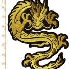 Chinese dragon HUGE XL kung fu martial arts tattoo applique iron-on patch S-363