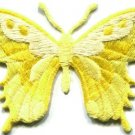 Butterfly insect boho hippie retro love peace applique iron-on patch new S-620