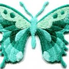 Butterfly insect boho hippie retro love peace applique iron-on patch new S-628