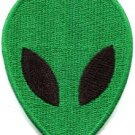 Alien ET ufo flying saucer sci-fi applique iron-on patch S-1184 WE SHIP ANYWHERE FOR FREE!