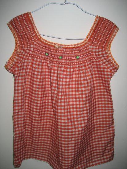 """cibuta"" Kiribati blouse"