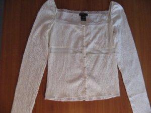 MODA International White Blouse