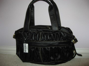 Black Handbag by VANI