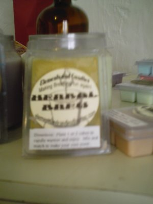 Tart Fragrance Cubes-Witches Brew