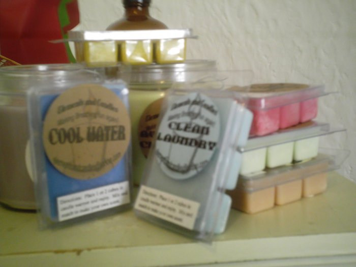 Tart Fragrance Cubes-Cool Water