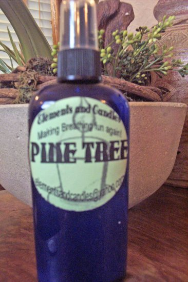 Linen & Body Spray-Pine Tree