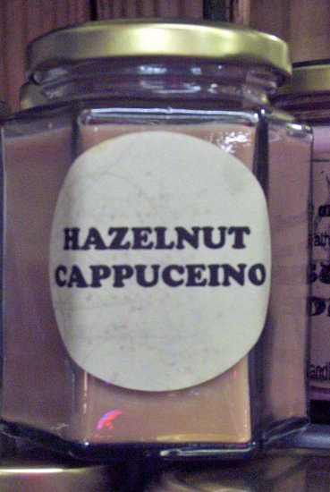 Hazelnut Cappucino