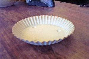 Candle Plate-Round