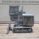 John Deere 450G Crawler Pewter SpecCast