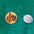 Disney Magic Music Days Lapel Pin
