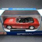 1968 Chevrolet Camaro SS 396 Convertible Maisto Special Edition 1:24 Diecast