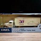 AHL American Highway Legends Mack Model BM with Double Pups Wonder Bread 1:64
