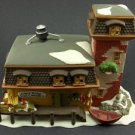 New England Village Series Cape Keag Fish Cannery Department 56