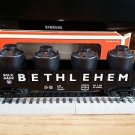 Lionel Bethehem Steel Gondola with Cannisters BSLX 6462 O Scale