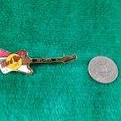 Hard Rock Cafe Atlanta Reverse Firebird Guitar Pin