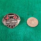 Harley Davidson Motorcycles MDA 2012 Pin