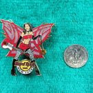 Hard Rock Cafe New York Lighted July Birthstone Fairy Limited Edition Pin
