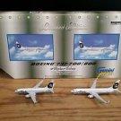 Gemini Jets Boeing 737-700/800 Alaska Airlines Airplanes 1:400