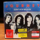 "Journey Don't Stop Belivin 7"" Vinyl Record Plus XL T-Shirt Target Exclusive"