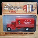 AHL American Highway Legends Mack Model BM Schaefer Fine Beer Truck 1:64
