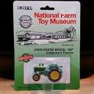 John Deere Model 80 Tractor National Farm Toy Museum Ertl 1:64