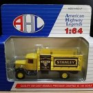 AHL American Highway Legends Mack Model BM Stake Truck Stanley 1:64