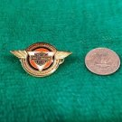Harley Davidson Traveling Museum Chronicles Of A Legend 1992 Pin