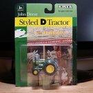 John Deere Styled D Tractor The Furrow Ertl 1:64